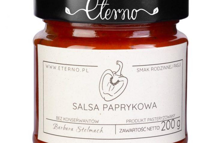 salsa paprykowa