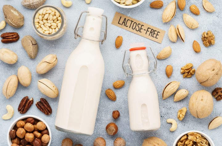 mleko bezlaktozowe
