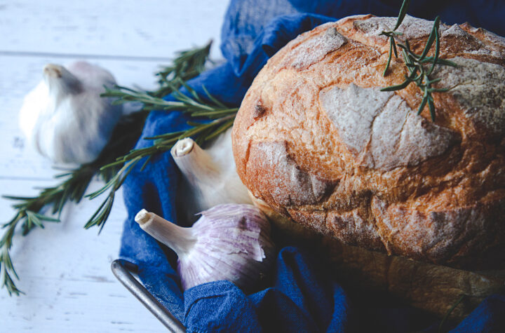 Ekologiczna mąka żytnia
